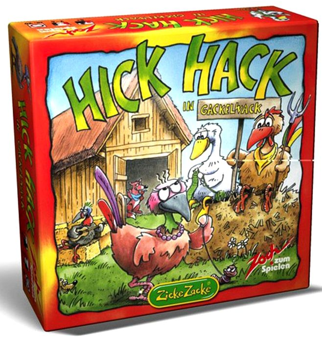 Hick-Hack in Gackelwack