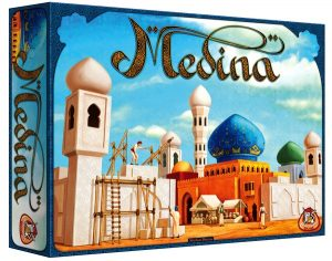 Medina White Goblin Games
