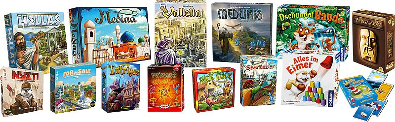 Spiele von Stefan Dorra