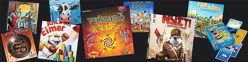 Kartenspiele von Stefan Dorra