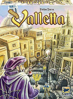 Valletta Schachtel