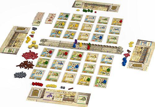 Valletta Spielplan