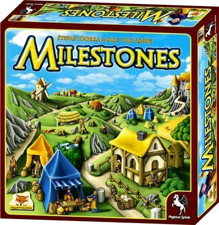 Milestones Eggertspiele