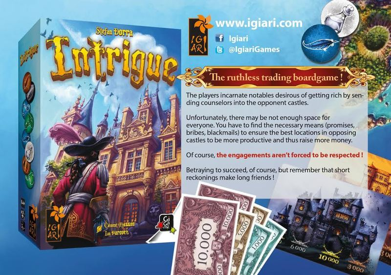 Intrigue Intrige Igiari