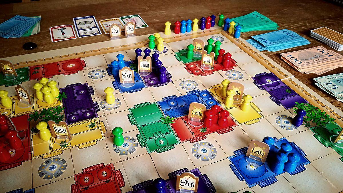 MarraCash überarbeitete Spielregel