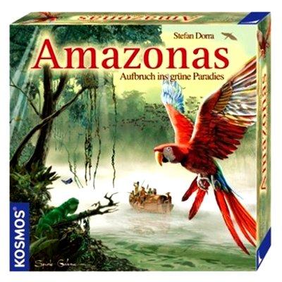 Amazonas, Kosmos 2005